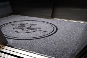 indoor carpet logo mat carpet