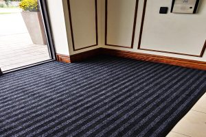 inside entrance matting